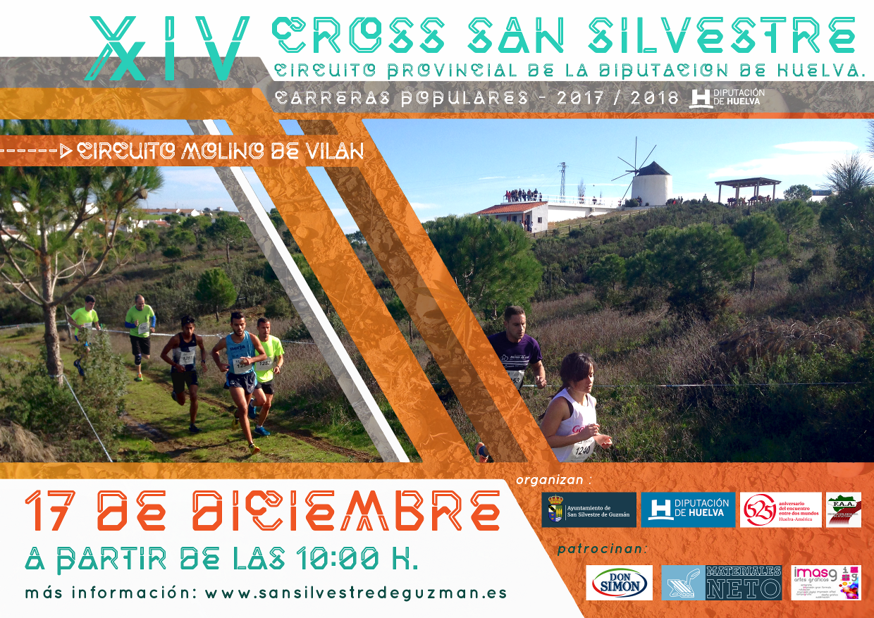 Cartel XIV Cross SanSilvestre