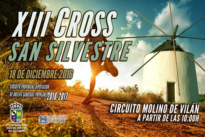 Cartel Cross San Silvestre 2016